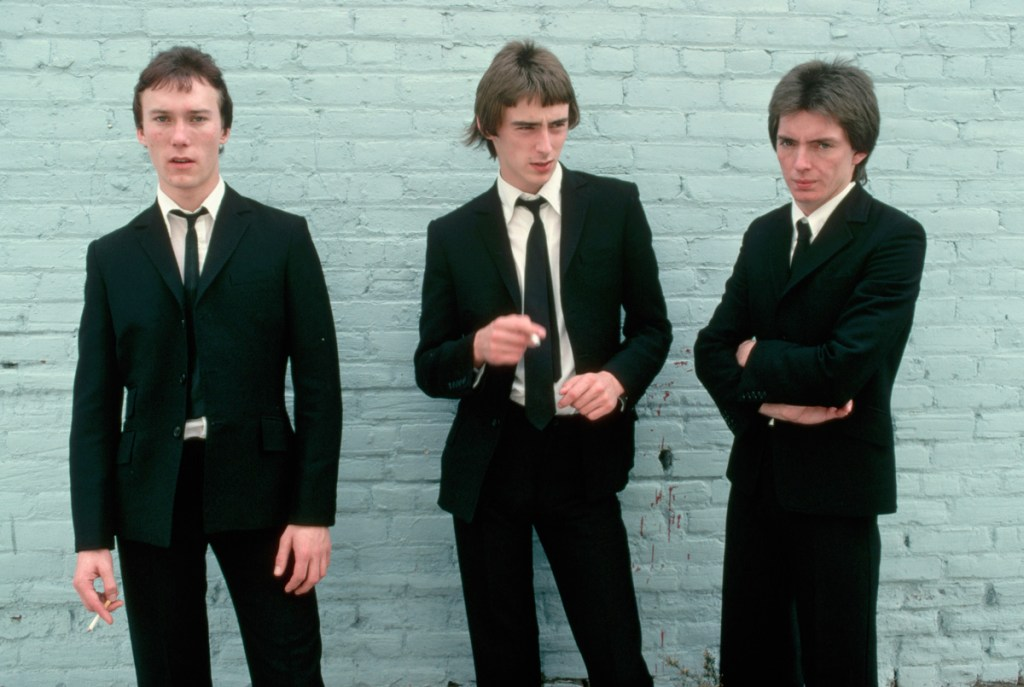Celebrando a Weller, Foxton y Buckler. ¡Atrapado por The Jam! – Lecturas Sumergidas