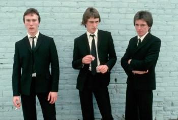 Celebrando a Weller, Foxton y Buckler. ¡Atrapado por The Jam!