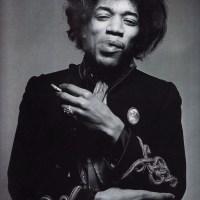 Eléctrico, salvaje, Jimi Hendrix
