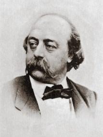 Fotografía de Gustave Flaubert
