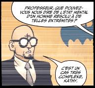 Le teaser d'un affrontement Strange-Batman