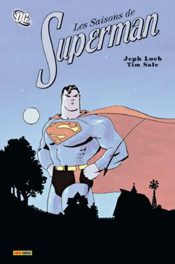 Saisons de Superman couverture
