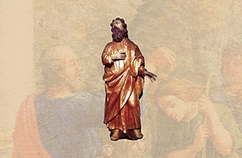 "Saint Joseph de Cotignac, ""Fili David"""