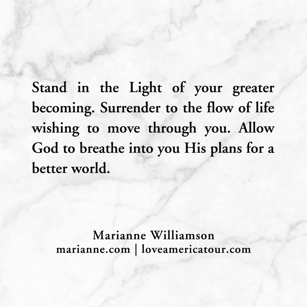 Marianne williamson poems
