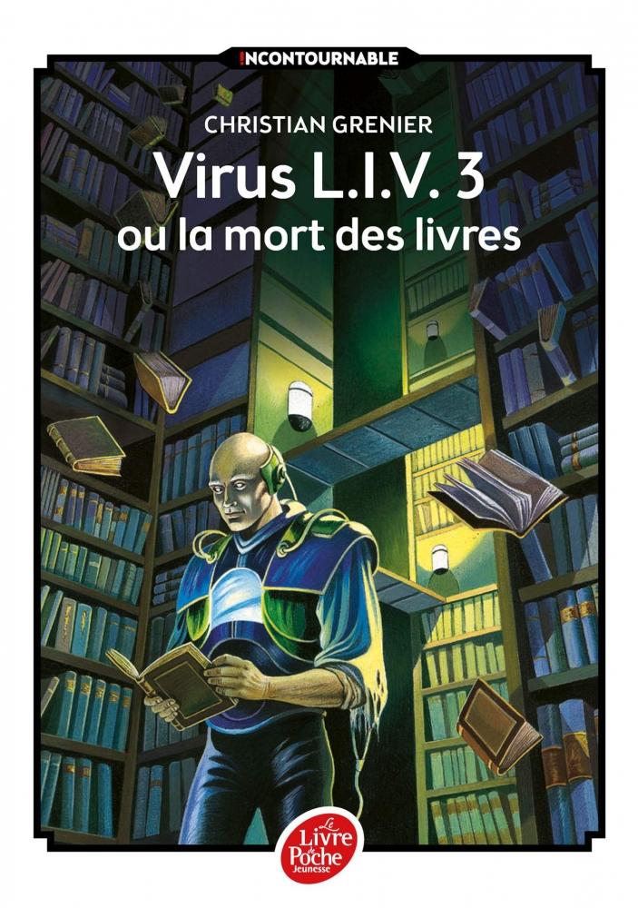 Le Livre De La Mort : livre, Virus, Livres., French, Teens, Young, Adults