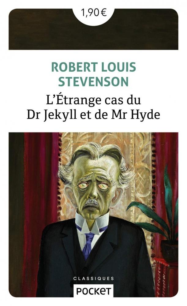 L'étrange Cas Du Dr Jekyll Et De Mr Hyde : l'étrange, jekyll, L'Etrange, Jekyll, Hyde., French, Books, Adults