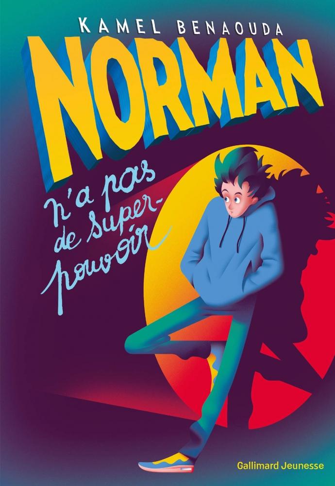 Norman N'a Pas De Super Pouvoir : norman, super, pouvoir, Norman, Super, Pouvoir., French, Teens