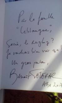 On peut pas faire ça à Guy Novès - Benoît Séverac