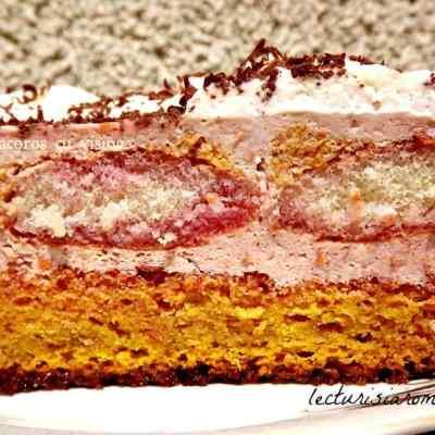 Tort racoros cu visine