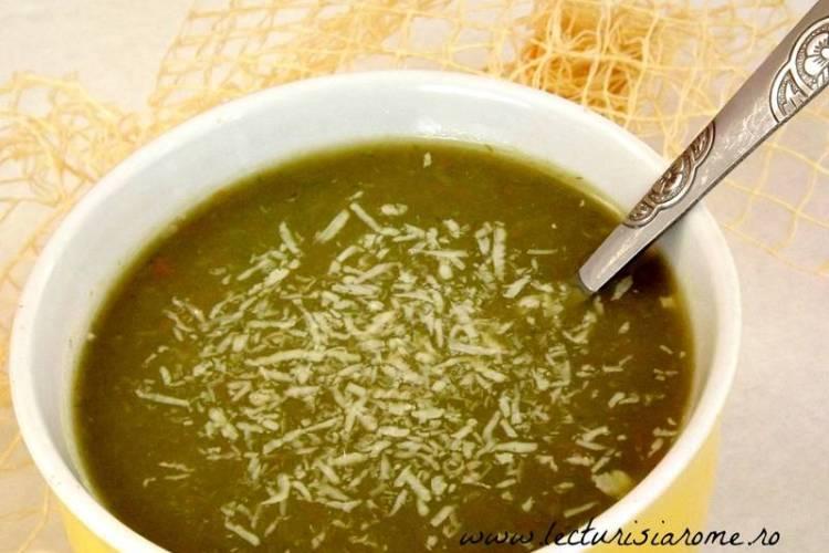 supa crema de fenicul
