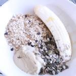 Pilaf de riz épicé au potimarron, épinards et noix de cajou