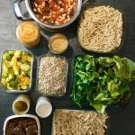 MEAL PREP VEGAN / Sans gluten, Hiver