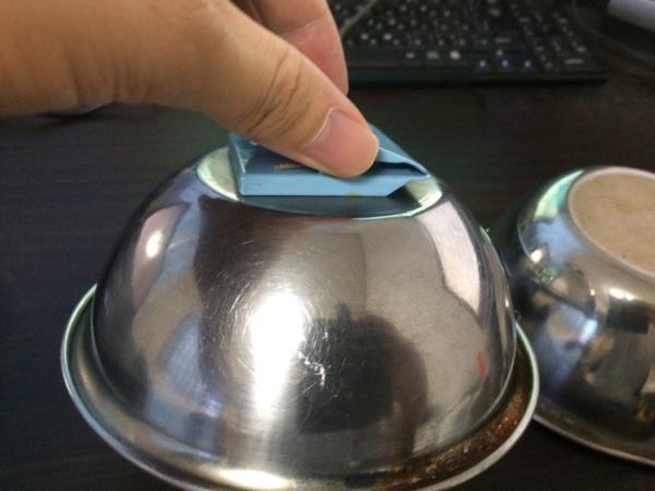 ステンレス・磁石テスト