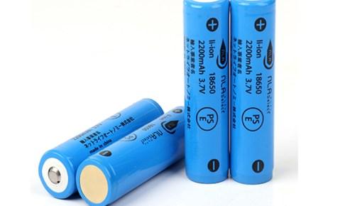 NLAセレクト・2200mAh/18650電池