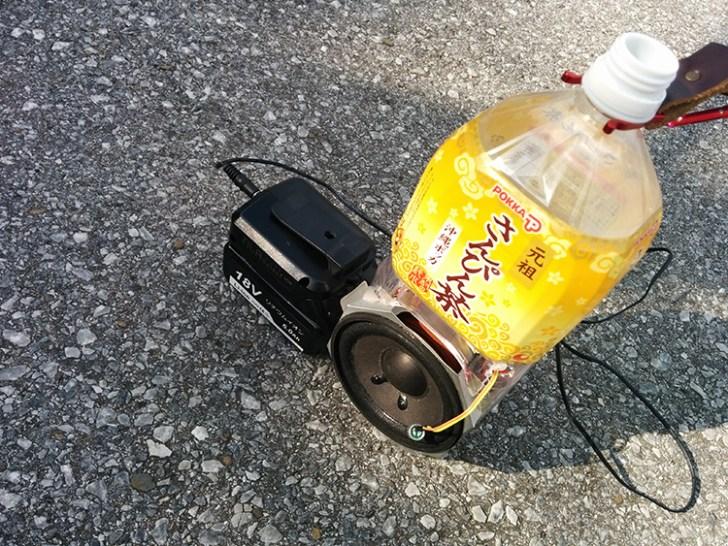 マキタバッテリー・アダプター活用事例