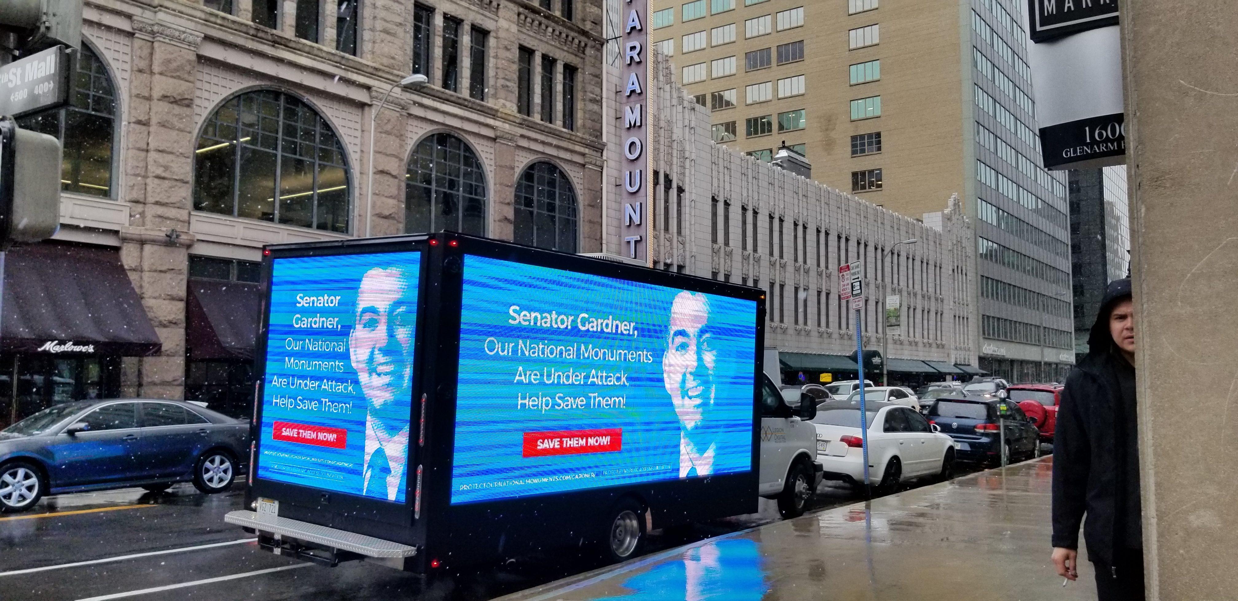 Fuse Box Mobile 2017 Gmc Savana P6 Led Billboard Truck Led Mobile