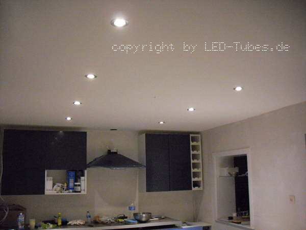 Led Spots: Led Spots Decke Abstand