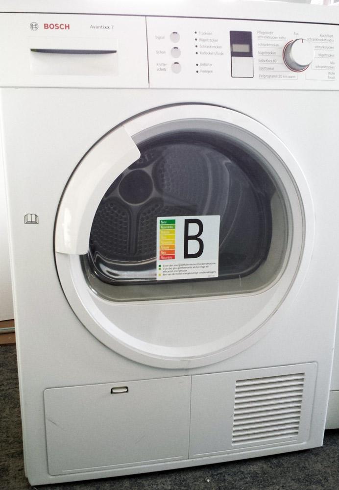 Bosch kondenstrockner