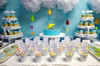 April Showers Baby Shower | Love Every Detail