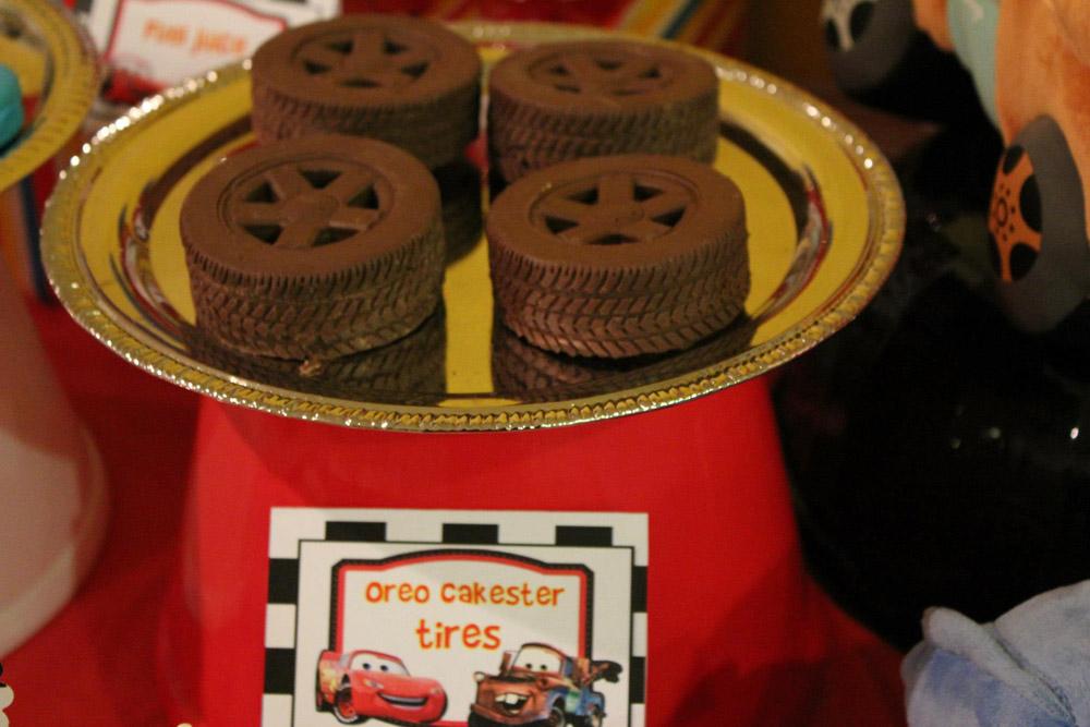 Disney Pixar Cars Dessert Table  Love Every Detail