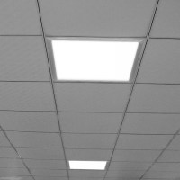 48w led panel light recessed 600x600 ceiling modular ...