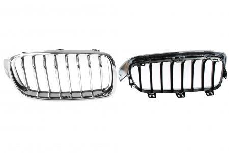 Nieren Kühlergrille für BMW 3er E36 E46 E90 E91 E92
