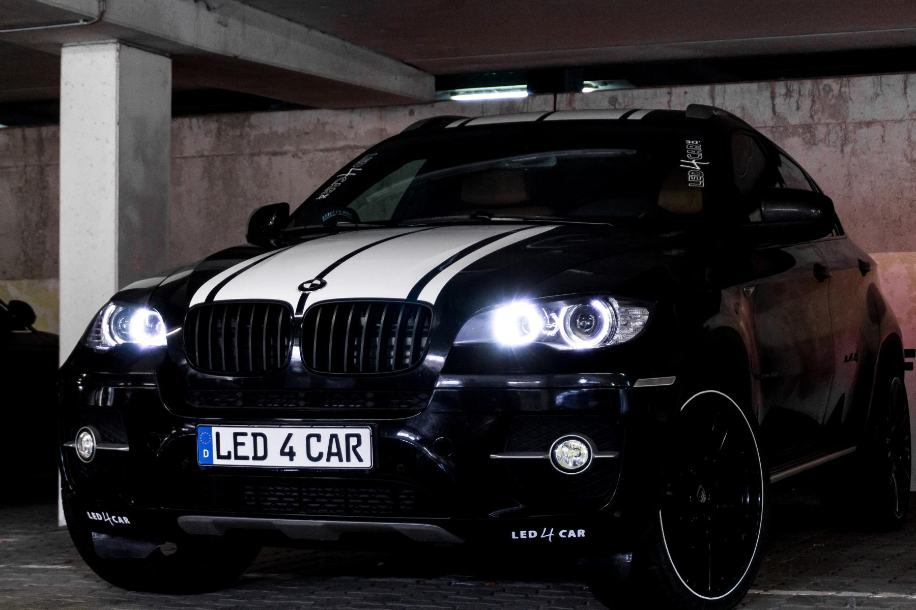 Cree Seitronic H8 LED Angel Eyes 10 Watt fr Bmw
