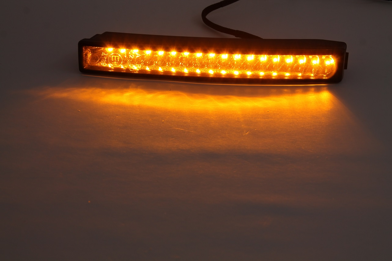 LED Tagfahrlicht E4 & R87 Prfzeichen