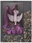 Maria Giuseppina Barbanotti - Soltanto piccoli sassi - 80 x 60 cm.- olio su tela - 2016