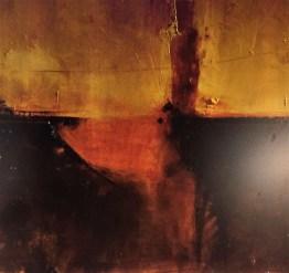 Navigazione_2014_ Oil on canvas _100x100cm_£3,500