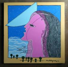 PINK LADY AND THE BLUE MOON