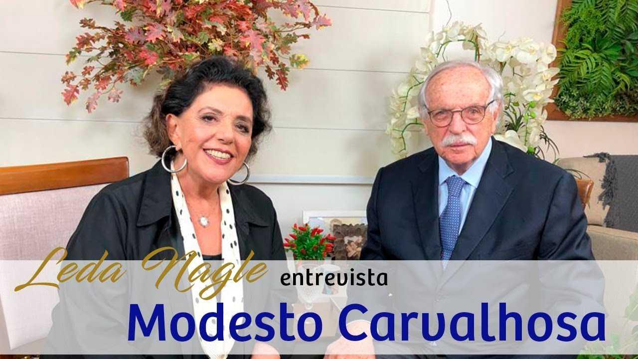 DR MODESTO CARVALHOSA: O POVO TEM ÓDIO DO SUPREMO TRIBUNAL   LEDA NAGLE