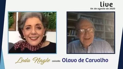 OLAVO DE CARVALHO : BOLSONARO, FAKENEWS, MILITARES ,DIREITA, ESQUERDA