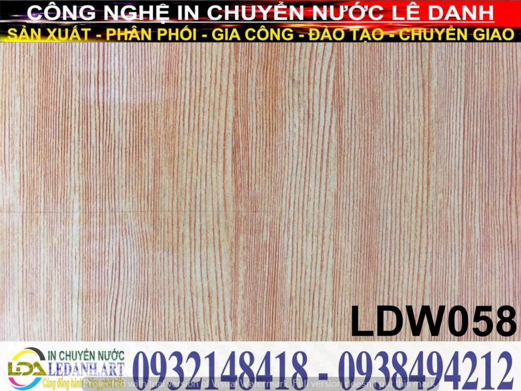 phim vân gỗ LDW058