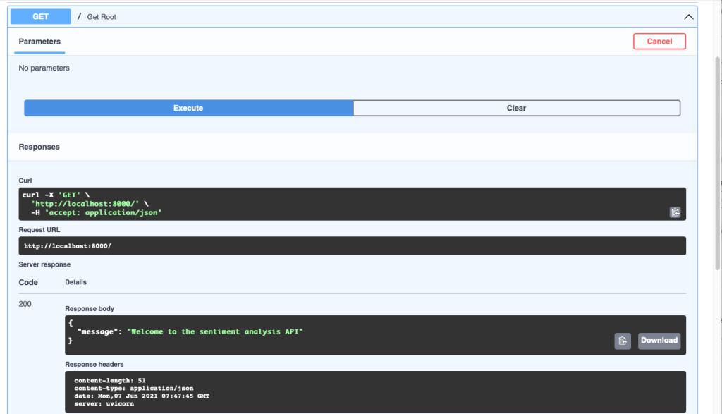 Déployer rapidement des modèles de ML avec FastAPI
