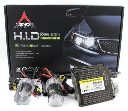 Xenon auto h7