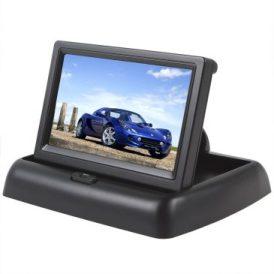 """Display auto LCD 4.3"""" D704 pliabil"""