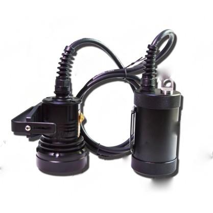 Ano Kabelledduiklamp compleet met accucanister en goodmanhandel