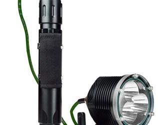 Hand kabel lamp