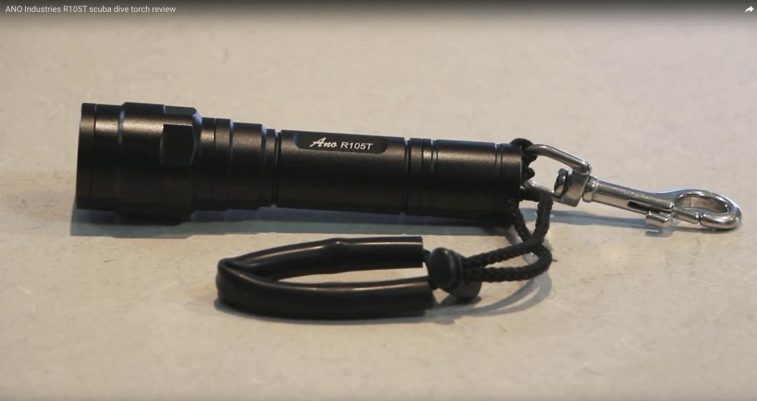 R105T Handduiklamp