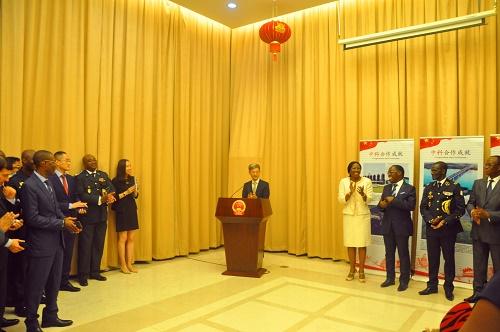 WAN Li prend fonction à Abidjan LEDEBATIVOIRIEN.NET
