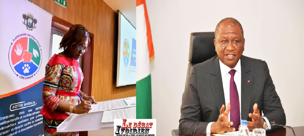 Santé: le Premier Ministre ivoirien en visite médicale en France-le gouvernement met en place une plateforme unique de lutte contre les maladies zoonotiques et émergentes LEDEBATIVOIRIEN.NET