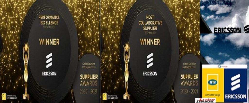 Ericsson winner prix MTN ledebativoirien.net