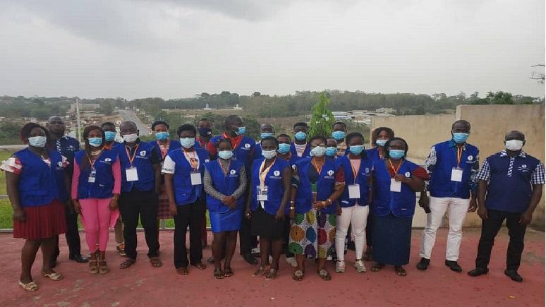 Des observateurs Indigo, lors d'une session de formation à l'intérieur du pays LEDEBATIVOIRIEN.NET