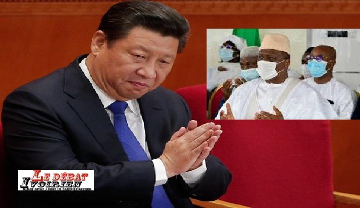 Abidjan-décès: la Chine pleure le Premier Ministre, Ministre de la Défense Hamed BAKAYOKO ledebativoirien.net