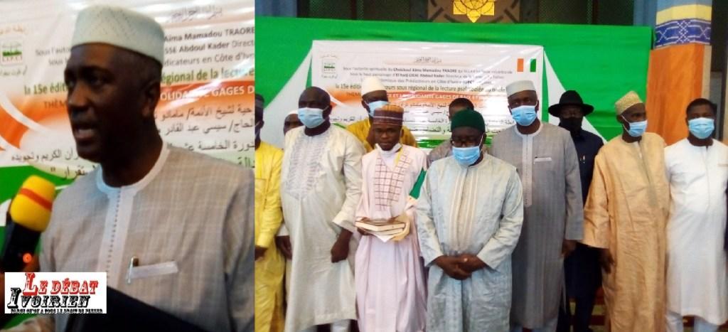 lecture du coran vainqueur niger ledebativoirien.,net