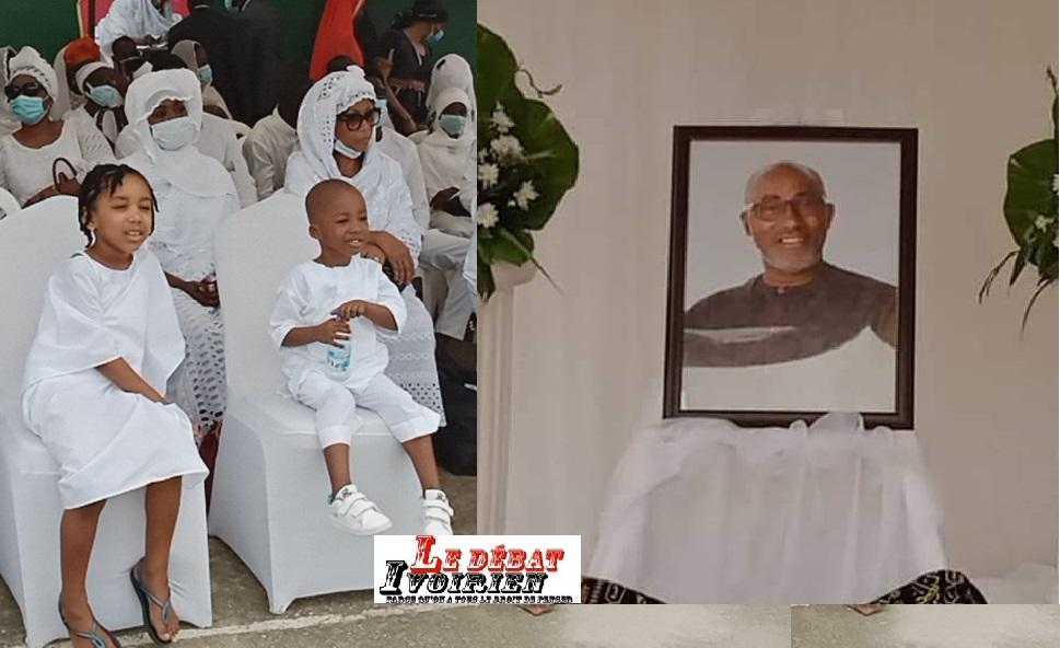 manokono levée de corps du député RHDP Hassane Fofana: «Pourquoi vous l'avez tué? »- ledebativoirien.net