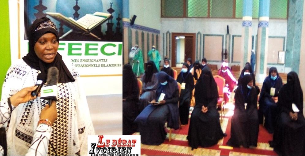 femmes musulmanes récite le coran ledebativoirien.net