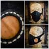 Einfache Maske mit Kupfernetz