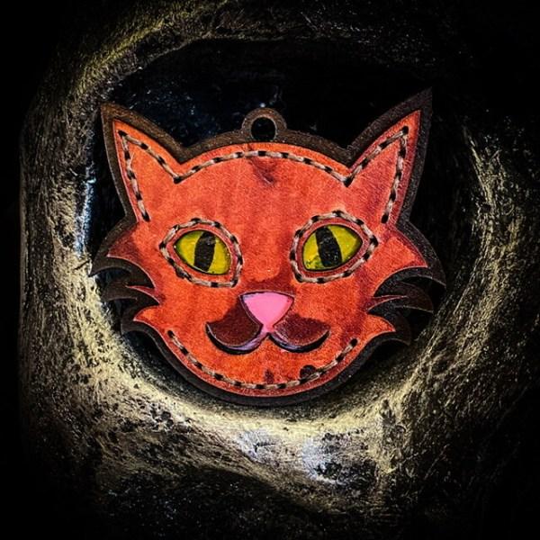 Katze Cat Schlüsslanhänger